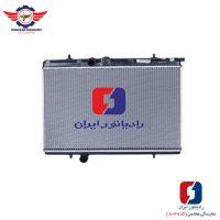 رادیاتور آب پژو ۲۰۶ پهن تیپ ۵ رادیاتور ایران