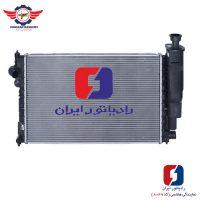 رادیاتور آب پژو 405 کلاسیک – رادیاتور ایران