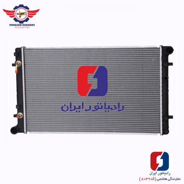 رادیاتور آب برلیانس اچ 300 – رادیاتور ایران