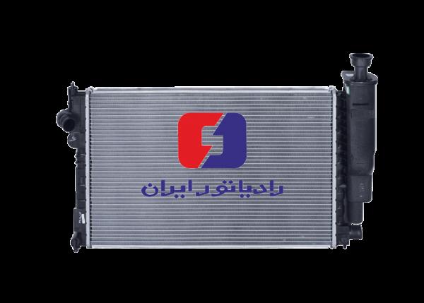 رادیاتور آب پژو ۴۰۵ کلاسیک رادیاتور ایران