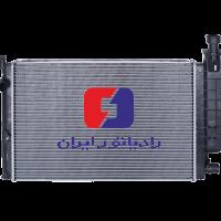 رادیاتور آب سمند ملی گازسوز EF7 رادیاتور ایران