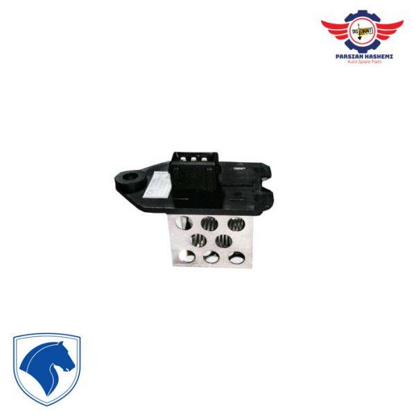 مقاومت فن رادیاتور 206
