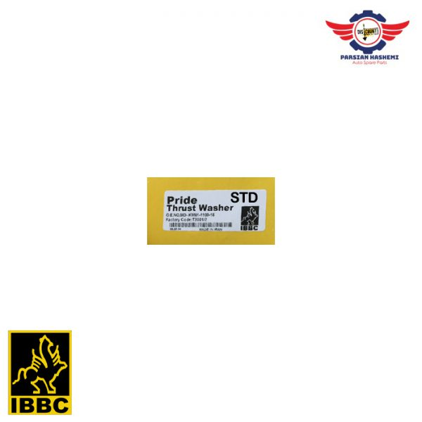 بغل یاتاقان پراید استاندارد IBBC